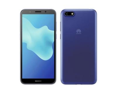 Силиконов гръб за Huawei Y5 2018, Прозрачен