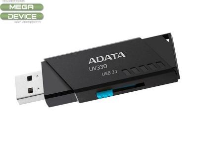 FLASH 32GB USB3 UV330 ADATA, Черен