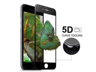 Стъклен протектор 5D Full Glue Iphone 7 / 8 (4.7), Черен