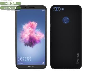360 Градусов Калъф за Huawei P Smart/Enjoy 7S , Черен