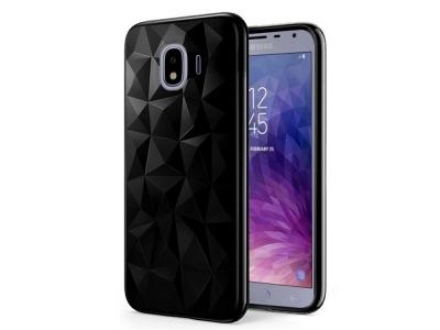 Силиконов гръб PRISM за Samsung Galaxy J4 2018 J400, Черен