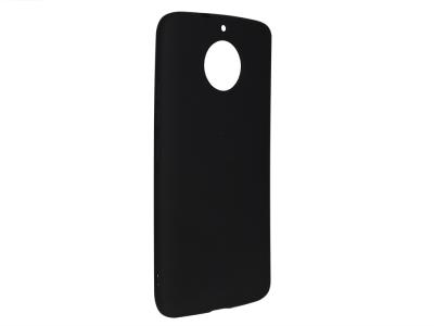 Силиконов Гръб за Motorola MOTO G5S, Черен