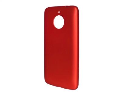 Силиконов Гръб за Motorola MOTO E4 Plus, Червен