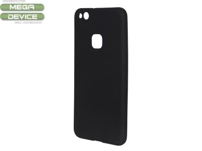 Силиконов Гръб Level за Huawei P10 Lite , Черен