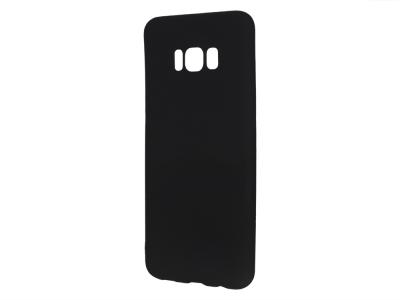 Силиконов Гръб Level  Samsung Galaxy S8 Plus 2017 G955, Черен