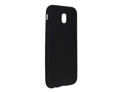Силиконов Гръб за Samsung Galaxy J7 2017 J730, Черен