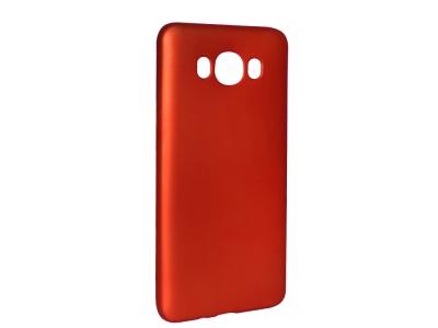 Силиконов Гръб за Samsung Galaxy J7 2016 J710, Червен