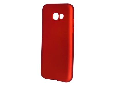 Силиконов Гръб Level за Samsung Galaxy A5 2017 A520, Червен
