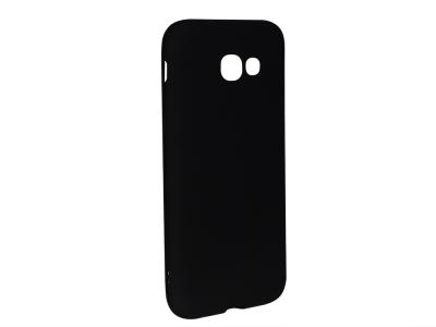 Силиконов Гръб Level за Samsung Galaxy A5 2017 A520, Черен