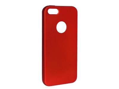 Силиконов Гръб Level - iPhone 5/5S/5SE - Red