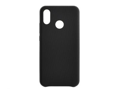 Пластмасов гръб за Huawei P20 Lite, Черен