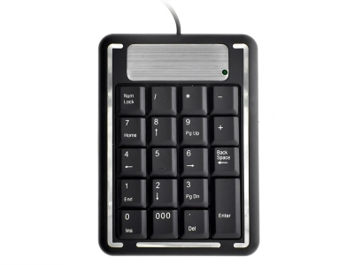 Цифрова клавиатура Numeric, Черна