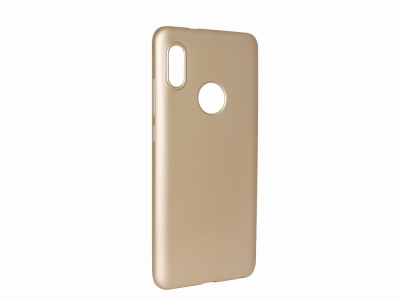 Силиконов Гръб Jelly за Xiaomi Redmi Note 5 Pro, Златист