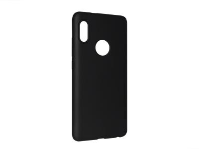 Силиконов Гръб Jelly за Xiaomi Redmi Note 5 Pro, Черен