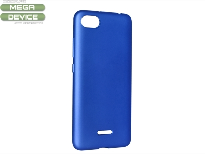 Силиконов Гръб Jelly за Xiaomi Redmi 6A , Син