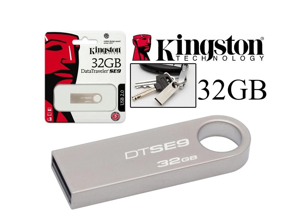 ФЛАШ ПАМЕТ 32GB USB DTSE9H KINGSTON