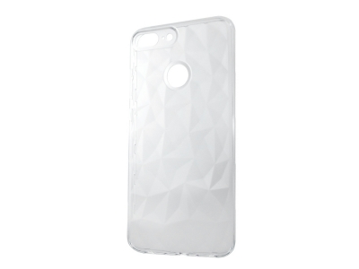 Силиконов гръб PRISM за Huawei Honor 9 Lite , Прозрачен