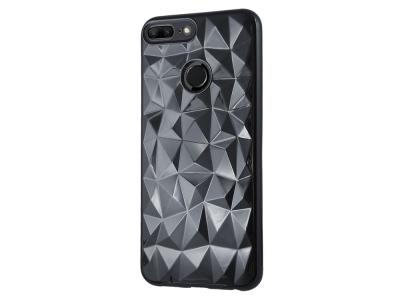 Силиконов гръб PRISM за Huawei Honor 9 Lite , Черен