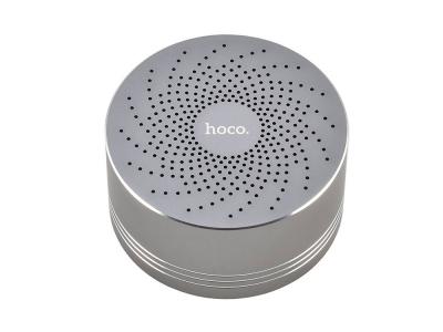 HOCO Bluetooth Преносима колонка Swirl BS5, Сребрист