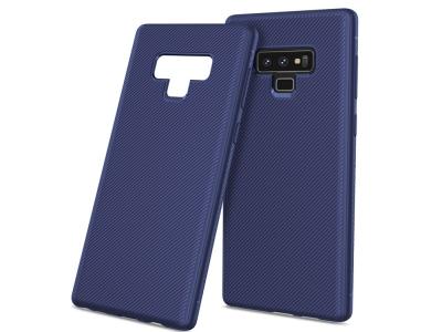 Силиконов Гръб Twill - Samsung Galaxy Note9 - Blue
