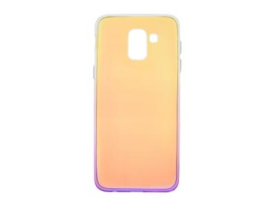Силиконов гръб OMBRE BLUERAY за Samsung Galaxy J6 2018 J600, Лилав