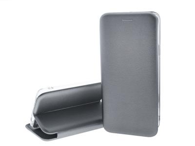 Калъф Тефтер ELEGANCE за Samsung Galaxy S9 G960 , Сив