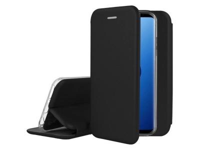 Калъф Тефтер ELEGANCE за Samsung Galaxy S9 G960, Черен
