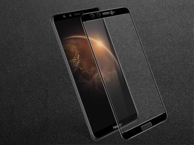 Стъклен Протектор IMAK Full за Huawei Honor 9 Lite / Honor 9 Youth Edition, Черен