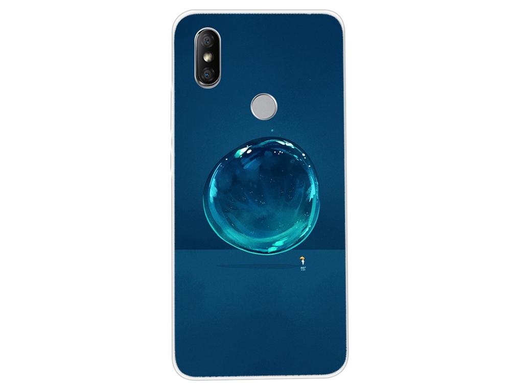 Силиконов Гръб за Xiaomi Redmi S2 / Redmi Y2 , Воден балон