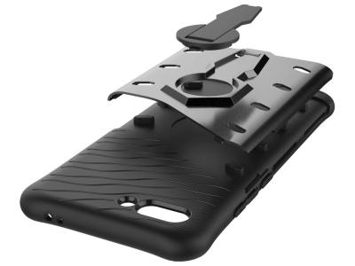 Удароустойчив гръб за Huawei Honor 10, Сив
