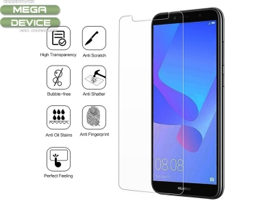 Удароустойчив Протектор Nano/Flexible 0.22mm за Huawei Y6 2018 / Y6 Prime 2018