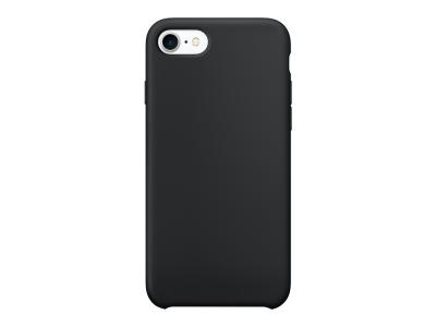 Пластмасов гръб LUX за iPhone 7 / iPhone 8/ iPhone SE 2020 , Черен