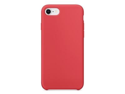 Пластмасов гръб LUX за iPhone 7/iPhone 8, Розов