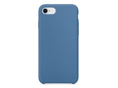 Пластмасов гръб LUX за iPhone 7 / iPhone 8/ iPhone SE 2020, Син