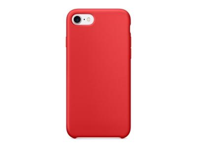 Пластмасов гръб LUX за iPhone 7 /iPhone 8/ iPhone SE 2020, Червен