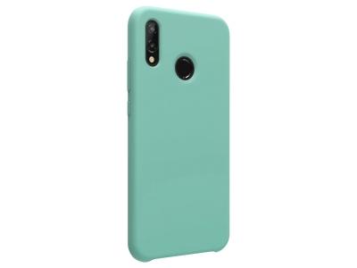 Пластмасов гръб LUX за Huawei P20 Lite , Светло син