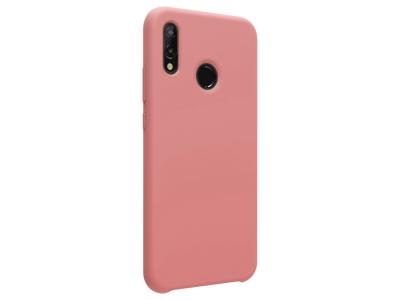 Пластмасов гръб LUX за Huawei P20 Lite , Розов