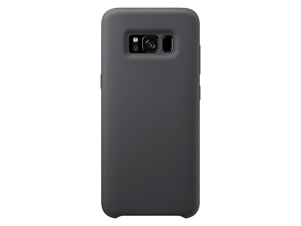 Пластмасов гръб LUX за Samsung Galaxy S8 G950, Черен