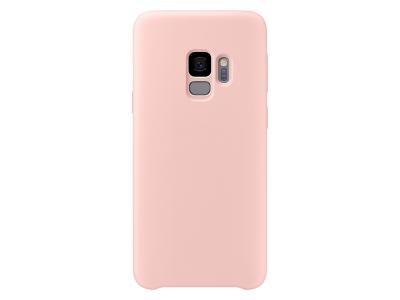 Пластмасов гръб LUX за Samsung Galaxy S9 G960 , Розов