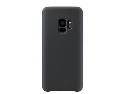 Пластмасов гръб LUX за Samsung Galaxy S9 G960, Черен