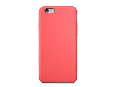 Пластмасов гръб LUX за iPhone 6 / 6s , Розов