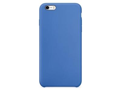 Пластмасов гръб LUX за iPhone 6 / 6s , Син