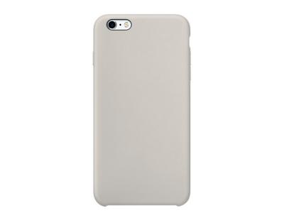 Пластмасов гръб LUX за iPhone 6 / 6s , Сив