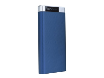 Универсална Външна Батерия Power Bank T20 XiPiN 10 000 mAh, Син
