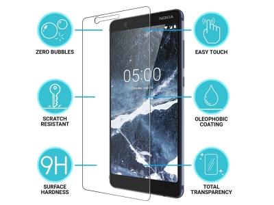 Стъклен Протектор за Nokia 5.1 /  Nokia 5 2018