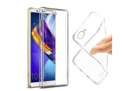 Силиконов гръб за Huawei Honor 10 , Прозрачен