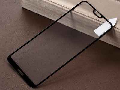 Стъклен Протектор RURIHAI за Nokia 6.1 Plus / X6, Черен