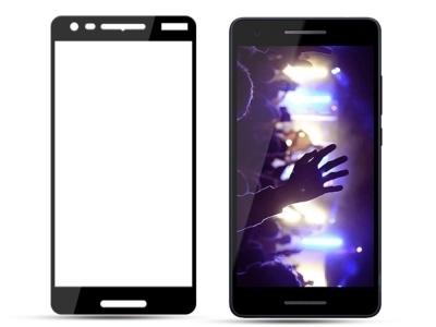 Стъклен Протектор MOCOLO за Nokia 2.1 2018, Черен