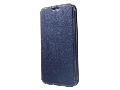 Калъф Тефтер Magnet за iPhone XR (6.1), Тъмно син