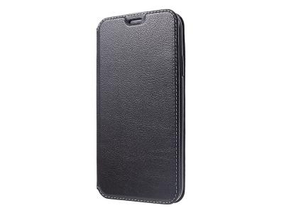 Калъф Тефтер Magnet за iPhone XR (6.1 ), Черен